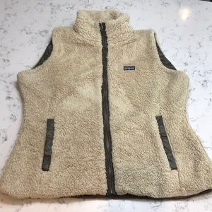 Patagonia reversable Vest    Large   Preloved